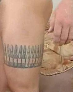 Bullet Belt.  Different placement would look better.