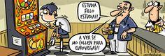 O Bichero: O novo ensino - Estudia hijo estudia!! A ver si lo cogen para Eurovegas!!