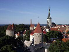 タリン歴史地区 - (1997年、文化遺産) Tallinna vanalinn ◆エストニア - Wikipedia https://ja.wikipedia.org/wiki/%E3%82%A8%E3%82%B9%E3%83%88%E3%83%8B%E3%82%A2 #Estonia
