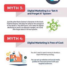 8 Mitos del #Marketing #Digital #mkmonster  http://www.mkmonster.es/8-mitos-del-marketing-digital/