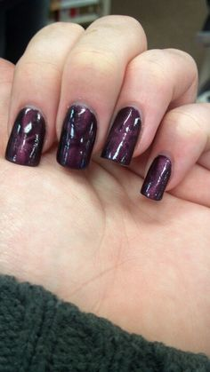 More nails done by Rita