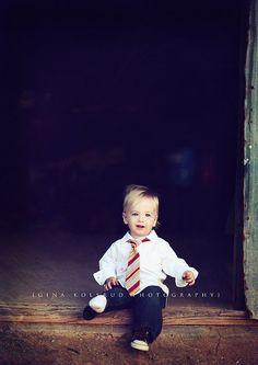 smart little dude