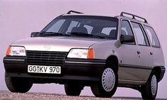 Opel Kadett GL Caravan