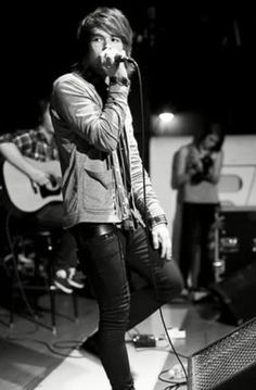Jordan from The Ready Set. :)