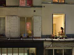 urban through a paris window gardening #2 | foto: gail albert halaban
