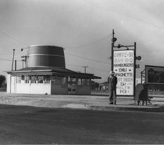 The Barrel Drive In Restaurant