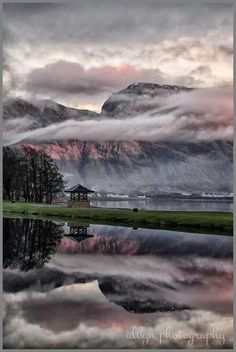Ben Nevis (the highest Ben in the UK) is located at the western end of the Grampian Highlands ... near Ft. Williams, Lochaber Scotland