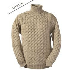b82339644a Mens Wool Turtleneck Sweater ❤ liked on Polyvore featuring men s fashion