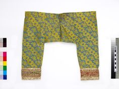 Child's trousers, N. India, c. 1900