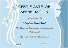 Certificate Of Appreciation For Sponsorship  Thank You