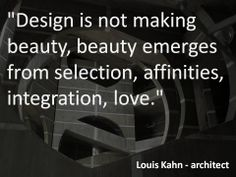 Louis Kahn - architect