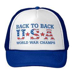 a791eb6af11 17 Best Usa Back To Back World War Champs Hat images