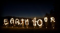 Every year, millions of people around the world join the Earth Hour movement and switch off their lights for one hour to show support for protecting our planet and stopping climate change.