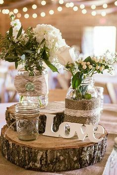 18 Ideas Of Budget Rustic Wedding Decorations ❤ See more: www. - - 18 Ideas Of Budget Rustic Wedding Decorations ❤ See more: www.weddingforwar…… 18 Ideas Of Budget Rustic Wedding Decorations ❤ See more: www. Fall Wedding, Dream Wedding, Wedding Rustic, Trendy Wedding, Wedding Burlap, Elegant Wedding, Wedding Vintage, Boho Wedding, Wood Themed Wedding