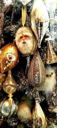 Old Time Christmas Merry Christmas To All, Black Christmas, Elegant Christmas, Victorian Christmas, Christmas Baubles, Beautiful Christmas, All Things Christmas, Vintage Christmas, Christmas Holidays