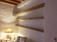 fine oak furniture Wall Lights, Ceiling Lights, Handmade Furniture, Type 1, Track Lighting, Shelves, Paros, Facebook, Home Decor