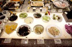 Breakfast buffet in Okinawa2