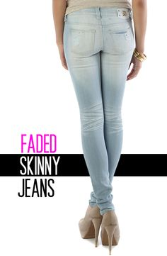 Skinny jeans Jeans and Skinny on Pinterest