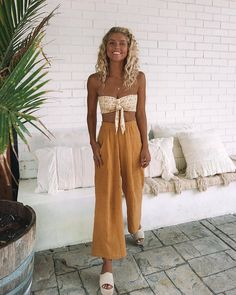 spring and summer style Mode Outfits, Trendy Outfits, Dress Outfits, Spring Summer Fashion, Spring Outfits, Summer Outfit, Boho Fashion, Fashion Dresses, Fashion Ideas