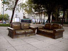 Diálogo de Bancas, Mexico City