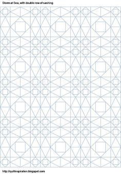 Quilt Inspiration: Storm-at-Sea Quilts, free block diagrams and patterns Block Diagram, Quilting Templates, Pattern Blocks, Quilt Block Patterns, Art Patterns, Scrappy Quilts, Mini Quilts, Quilt Tutorials, Quilt Making