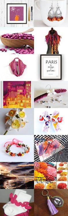 Paris is Always a Good Idea by Linda Karen on Etsy--Pinned+with+TreasuryPin.com