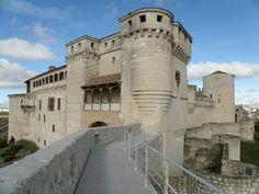 Castillo de Cuellar, Segovia