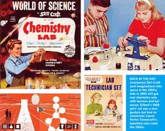 Make your own Chemistry Lab like the old kits from yesteryear :)