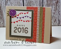 Booth #32: Stamp of the Month in Traditional Ways & a Give Away!!