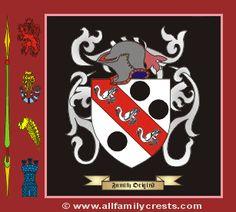 Clark-England family crest