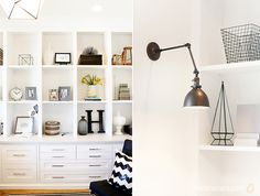 flat-file size drawers, sculptural display, light.  Laminate? Corian?