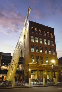 Louisville Slugger Museum | Top 10 Things for Families to do in Kentucky