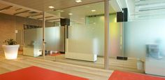 Glass doors, sliding glass doors and glass walls
