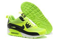 Nike #CheapAirMax90 SneakerBoot NS Green Black