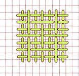 Wickerwork Stitch - click to enlarge