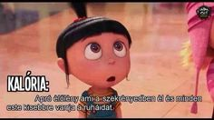 Kalória :) Pusheen, Minions, Disney Characters, Fictional Characters, Funny Pictures, Lol, Disney Princess, Memes, Cute