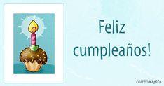 Imagen de cumpleaños para compartir - Feliz Cumpleaños