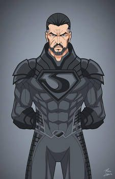 General Zod by Phil Cho DeviantArt Superhero Characters, Dc Comics Characters, Dc Comics Art, Marvel Dc Comics, General Zod, Nightwing, Super Heroine, Superman Art, Superman Family