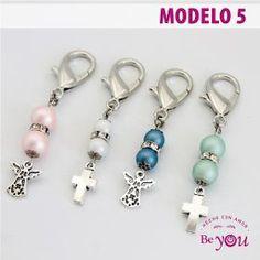 Wire Jewelry, Beaded Jewelry, Jewelery, Handmade Jewelry, Beaded Bracelets, Bead Crafts, Jewelry Crafts, Baby Christening, Key Rings