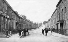 Photo of Truro, Upper Lemon Street 1890 from Francis Frith Truro Cornwall, Cornwall England, Old Images, Old Photos, Victoria Reign, Medieval Castle, British History, Cathedral, Past