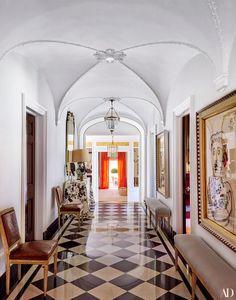 Step Inside Fashion Icon Tory Burchu0027s Home. Luxury InteriorModern InteriorHome  Interior DesignInterior ...