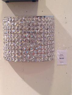Sconce - fancy! Z gallerie $80