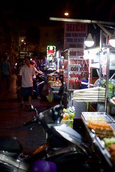 Street Food - Can Tho, Vietnam