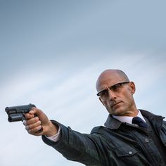 Mark Strong in Kingsman: The Secret Service