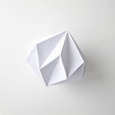 Make this paper diamond in just 10 min