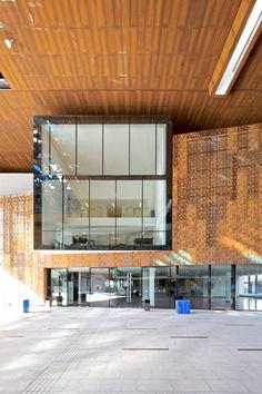 Galeria de Centro Cultural Gabriela Mistral / Cristián Fernández Arquitectos e Lateral arquitectura & diseño - 17