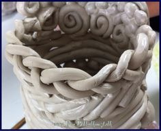 Katie Picha- I like the designs they have in this pot, especially the braid, swirls, bubbles, and rope.