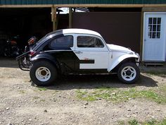 1964 VW Beetle Baja