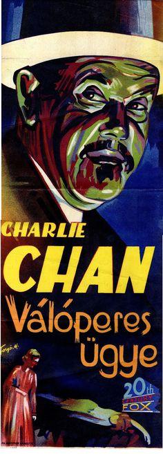 Ebben az 1939-es filmben az amúgy skót felmenőkkel bíró Sidney Toler játszotta a híres kínai detektívet. Ő volt a második nem ázsiai színész, aki a Fox égisze alatt készült Charlie Chan sorozat főszerepét alakította. http://hdl.handle.net/2437/119991