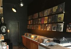 Crypt Of The Wizard, a new record shop for heavy rock, metal, and extreme sounds, has opened in London this week.